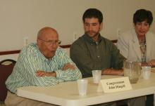 John Dingell, Ryan Werder, Panel, Michigan, Hunting, Fishing