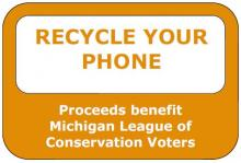 photo donate your phone button recellular