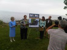 photo great lakes drilling constitutional ban