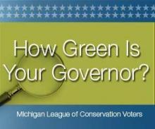 photo how green governor logo michigan snyder