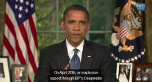 photo obama bp address